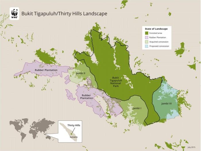 30 Hills map WWF